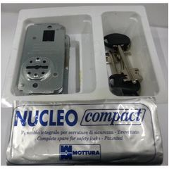 NUCLEO MOTTURA COMPACT IZDA. 3 LLAVES 50 mm.